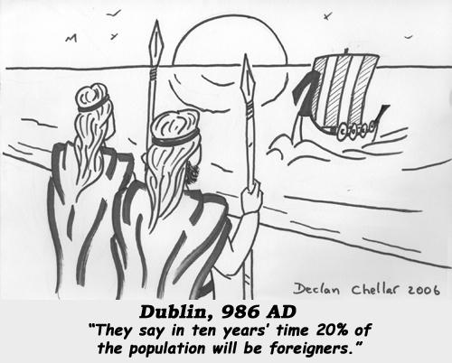 Dublin, 986 AD
